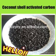 acheteurs de charbon actif de coquille de noix de coco granulaire