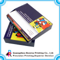 paper flash cards printing hard paper card paper playing card