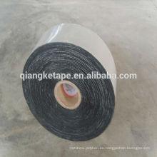 cinta adhesiva en frío y sistema de recubrimiento de tubos de acero y cinta para juntas y cinta de montaje
