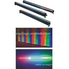 36 * 1W RGB LED-Wand-Unterlegscheibe 1000mm lineares Formlicht, wasserdichter IP65 Effekt