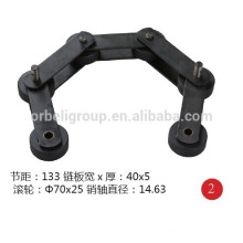 Escalator STEP chain for different brands of escalator.