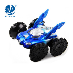 NEW Product Wholesales Amphibious Stunt Car Vehicle With Light