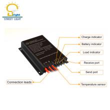 Controlador de carga de luz solar de calle caliente del producto de venta de Alibaba
