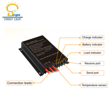 Alibaba Hot Sale Product solar street light charge controller
