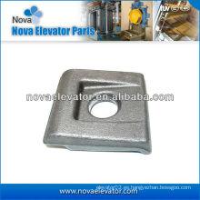 Chips de ferrocarril forjado | Elevador | Sistema de guía de ascensores