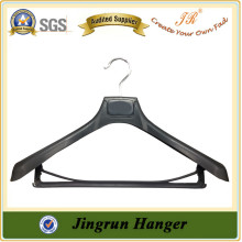 Alibaba Website Europe Bestselling Black Abs Plastic Suit Hanger