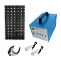 300W Sets Of Solar Generator Integrated Lighting System