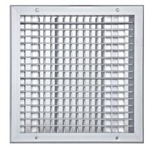 Ventilación de escape de aire de aluminio anodizado