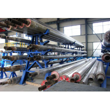 FRP Pipe Mandrels and Tee, Elbow, Flange Molds