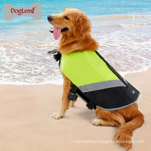 2017 Doglemi Best Selling Stocked Reflecting Dog Life Jacket Vest clothes