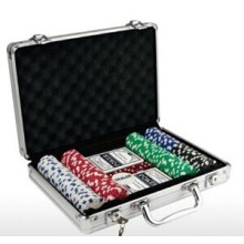Hot Sale Aluminum Poker Chip Case