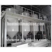 Linha de produção automática do óleo do farelo de arroz de Huatai com a máquina do óleo do farelo de arroz