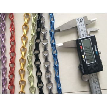 Hook Chain Link Curtain