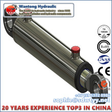20 Years Manufacture Experience of Double Acting Hydraulic Cylinder