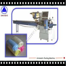 Swsf450 Máquina de embalaje automática de la espuma de la esponja de la limpieza