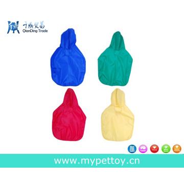 Разноцветный дождевик для собак Продукт для собак
