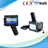 Touch Screen Mobile Batch Coding Machine