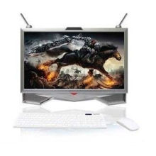 4 Color All In One Barebones Pc With Energy-saving , Multi Touch Screen