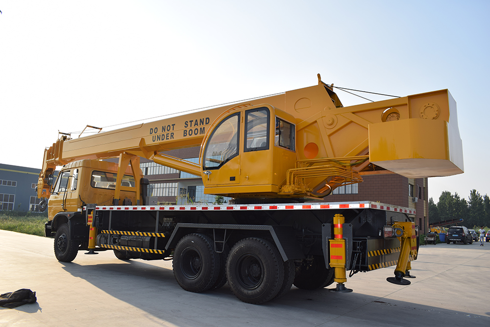 Construction Machine Lifting Equipment