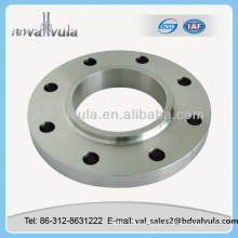 Din carbon steel a105n flanges slip on flange