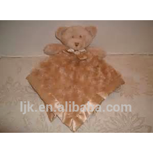 customized plush toys custom stuffed animals bear shaped plush blanket