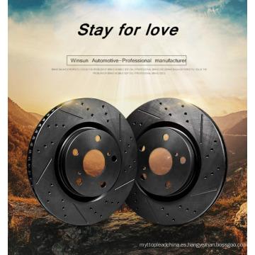 34116864059 34116778967 34116764021 Rotor de disco de freno para BMW5
