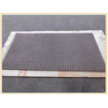 ISO9001 Certification Crimped Wire Mesh Panels