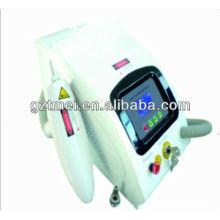 Nd yad laser removedor de tatuagem removedor de cabelo da máquina