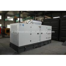 Precio de fábrica !!! generador silencioso de 340kw con motor CUMMINS