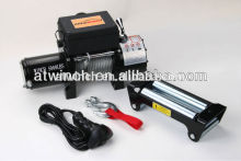 Electric Winch 5000LBs synthetic rope winch