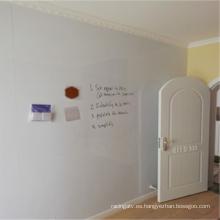 Panel de papel de pared de pizarra de decoración de pared de sala