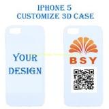 iPhone 5 Customize 3D Case