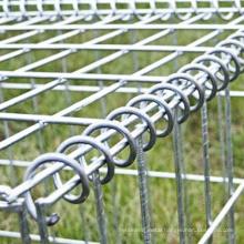 50/30/30cm Galvanized galfan steel wire mesh OEM landscaping gabion basket