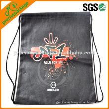 Reusable PP drawstring sports bag