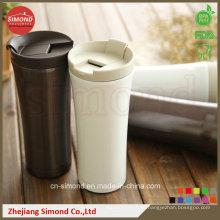 500 Ml Nueva taza de café de vacío de acero inoxidable 18/8 (SD-8014)