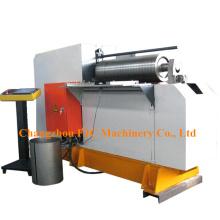 1000 Longitud Efectiva Fabricación de Tambores de Acero Rolling Hydraulic Machine