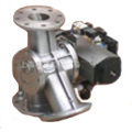 Pneumatic Three-way Reversing Valve