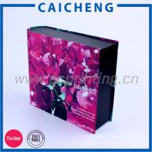 Caja decorativa del libro de la caja de regalo de la forma del libro