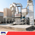 The preparation & production line of 10000 tons of steel plant desulfurizer
