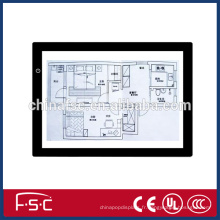 LED Light tracer Table copie Office caisson lumineux LED dessin traînée lumineuse Table de dessin