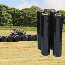 Uso de agricultura MPE Grass Bale Silage Stretch Wrap Film