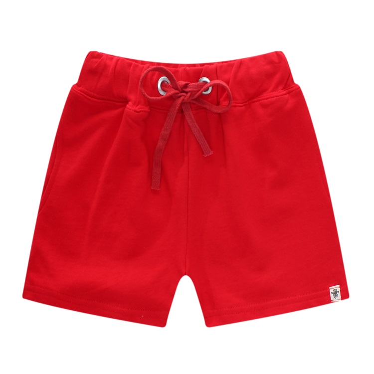 Ladies Red Shorts