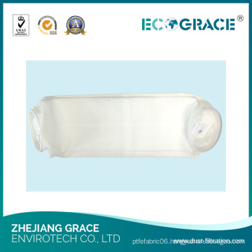 Non Woven Fabric Polyester Dust Filter Media Bag