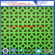 Metal Perforado / Hoja Perforada / Placa de Metal Perforada