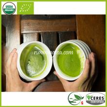 Порошок зеленого чая Matcha