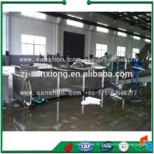 Équipement de blanchiment de cuisine à vapeur en Chine