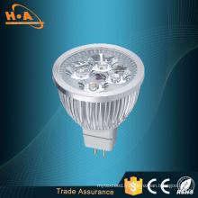 Chine usine prix ampoule LED aluminium LED Spotlight