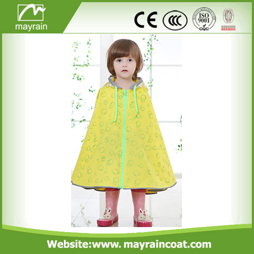 Lovely Colorful PVC Rain Suit