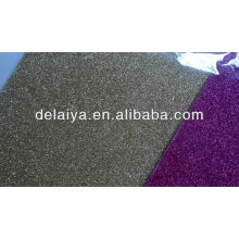 glitter EVA foam sheets for decoration with adhesive
