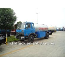 Dongfeng 145 lpg caminhão, 8cbm lpg caminhão de transporte